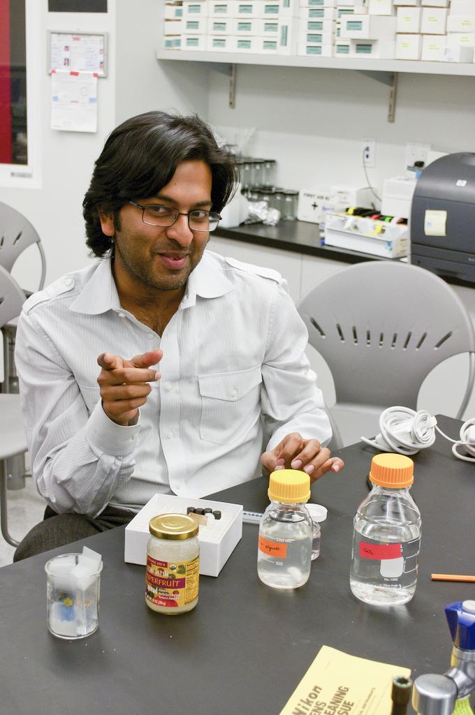 Siddharth Ramakrishnan, Ph.D.