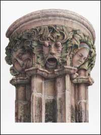 Betty Ragan, Ancient Column