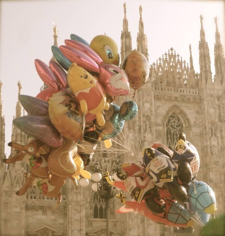 Courtesy of Andrew Bingle '12 (Italy)