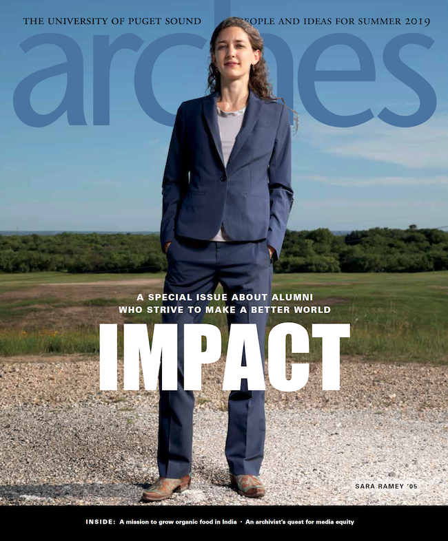 Arches Summer 2019 Cover