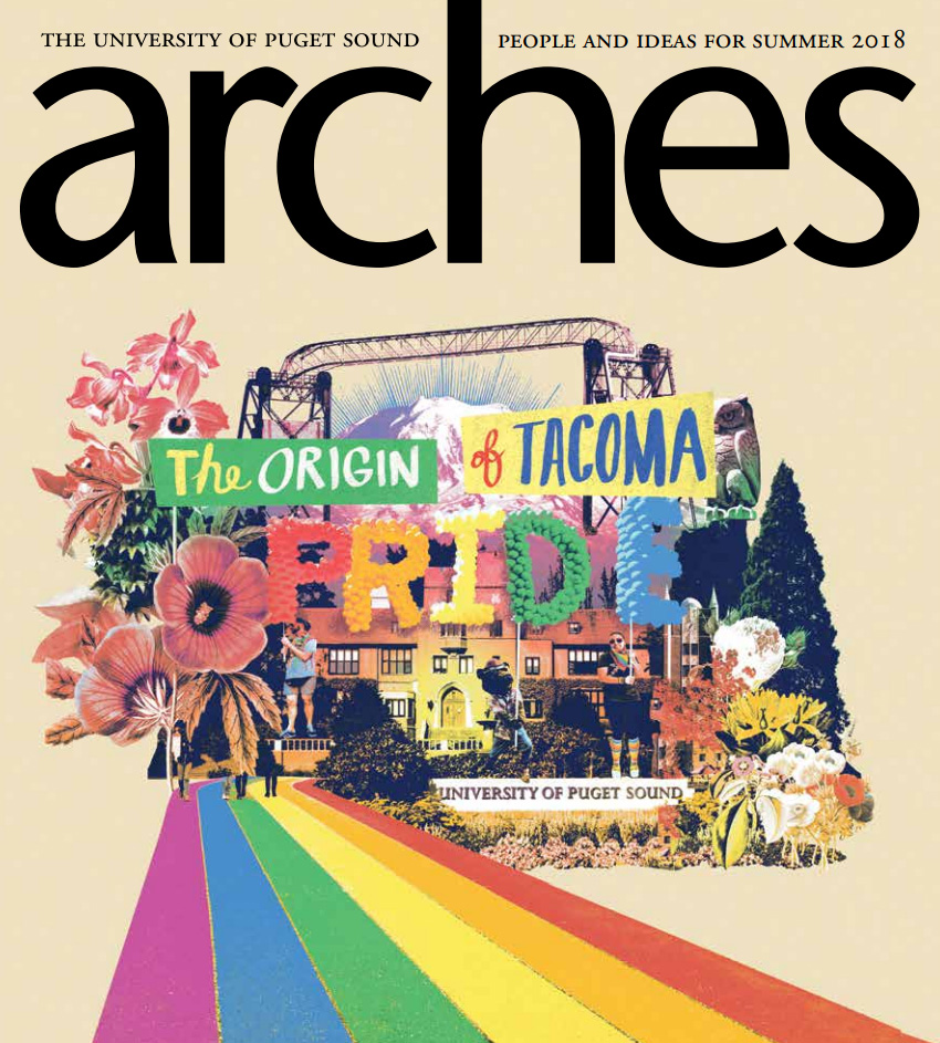Arches Summer 2018 Cover