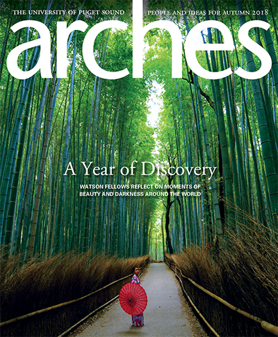 Arches Autumn 2018 Cover