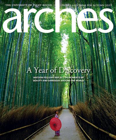 Arches Autumn 2018 Cover