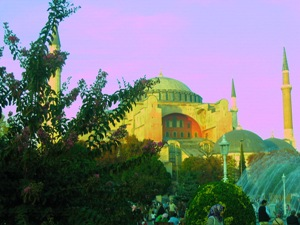 "2nd Place - Places - Caitlin Taylor ""Hagia Sofia Mosque"" Istanbul, Turkey"