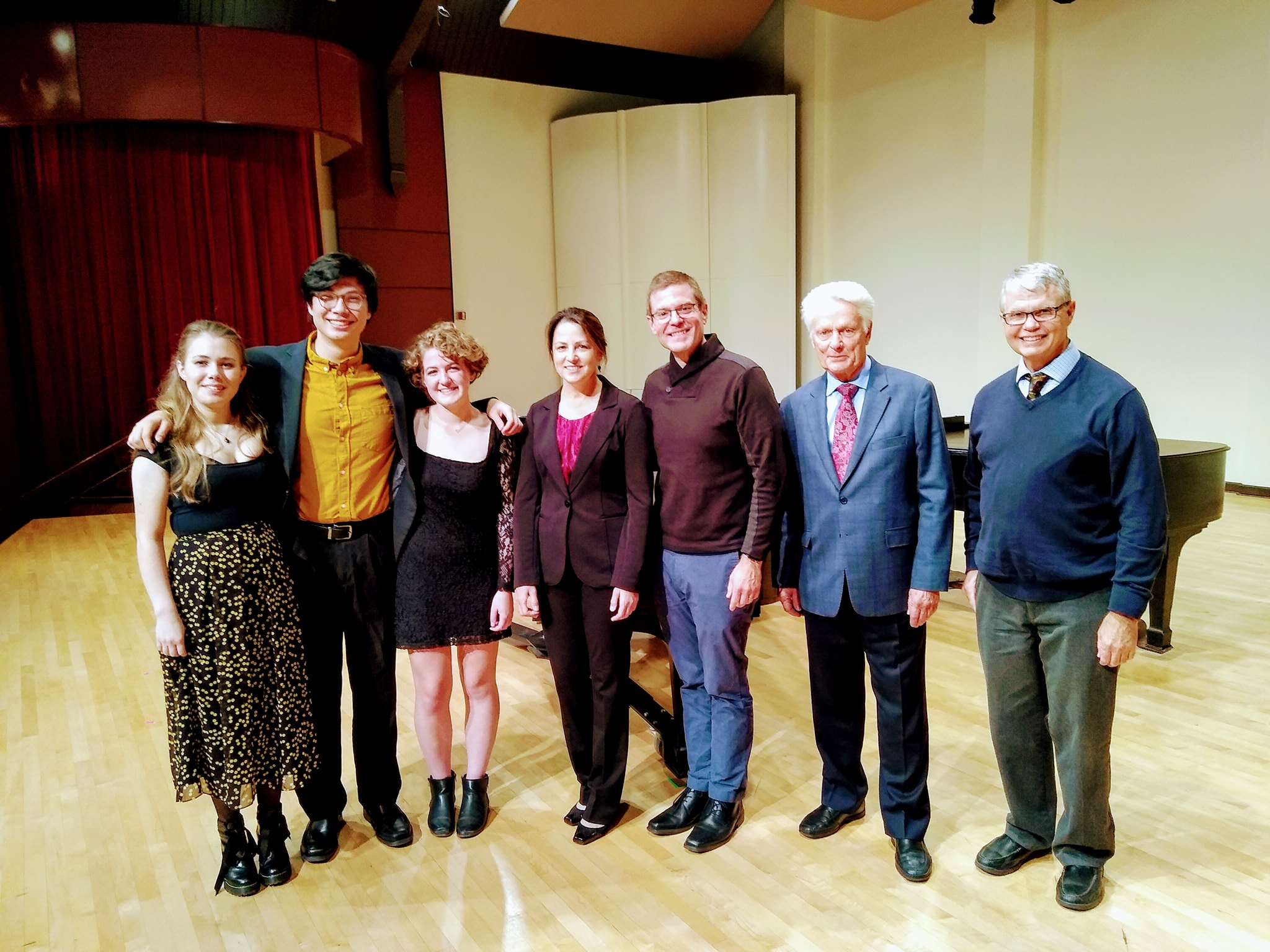 Concerto Aria Competition Winners, 2019