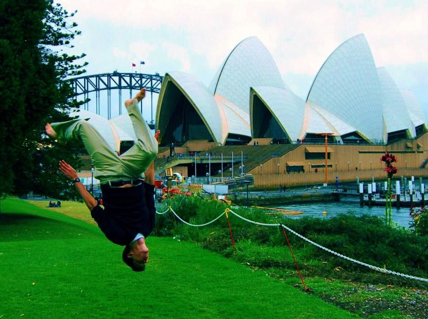 """""""UPS Students"""" - Courtney Reutzel (Sydney, Australia)"""