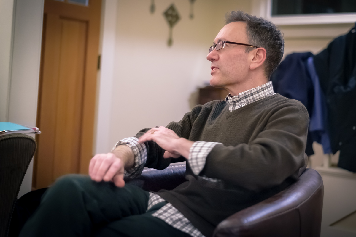 Prof. Gareth Barkin