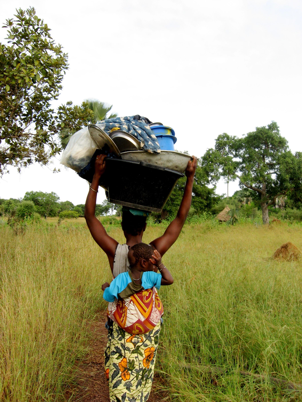 """""""People"""" - Gaelyn Moore (Ethwar, Senegal)"""