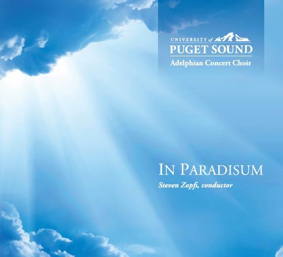 In Paradisum album cover