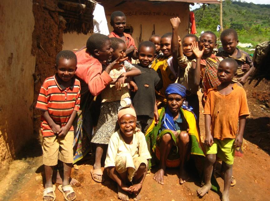 Courtesy of James Ray '12 (Tanzania)