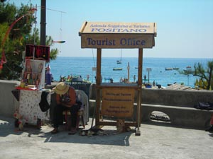 "2nd Place-Places-Kyla Burnet ""Slow Business"" Positano, Italy"
