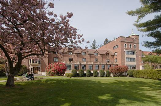 Anderson Langdon Hall 183 University Of Puget Sound