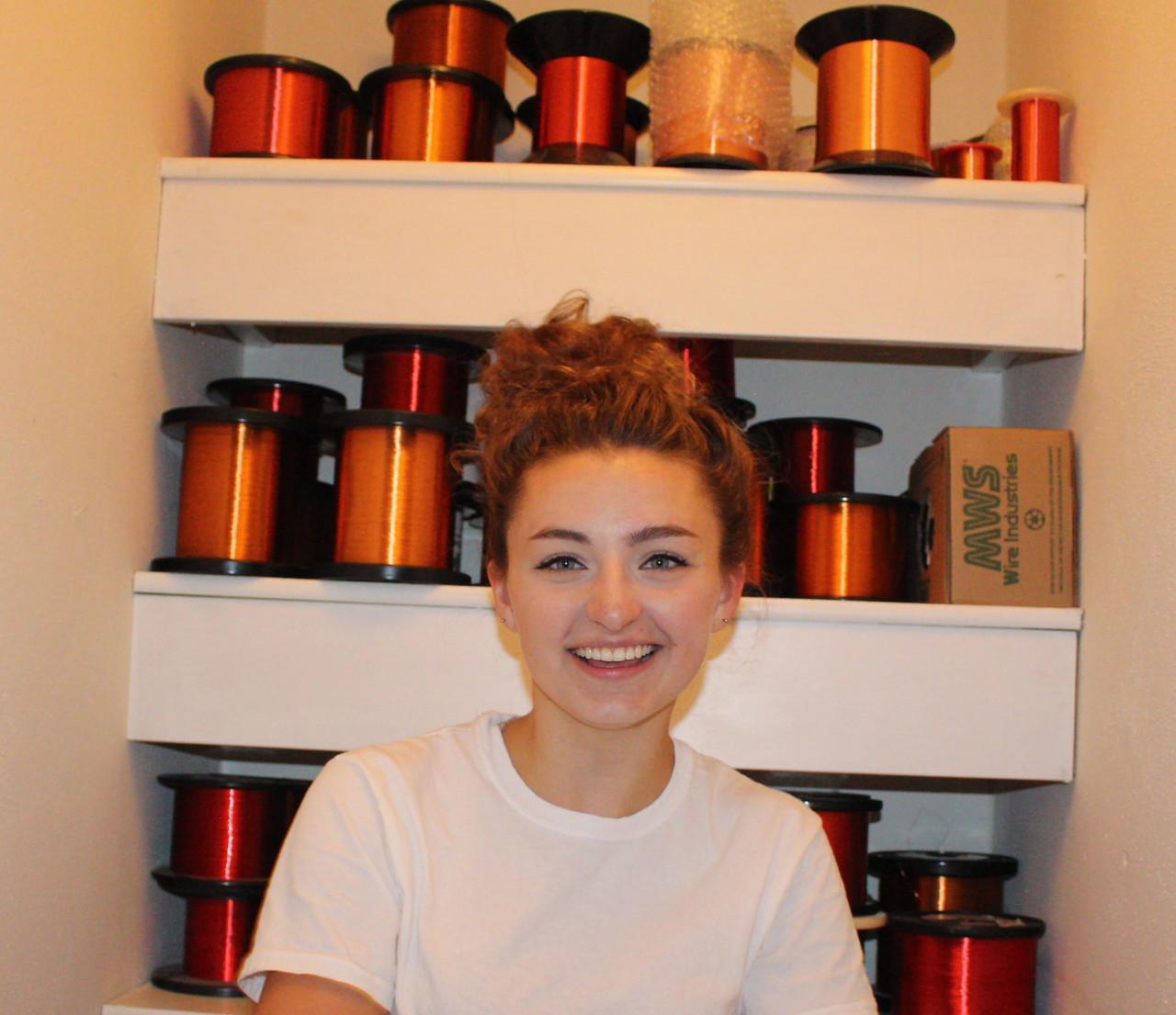 Emma McAllister '20