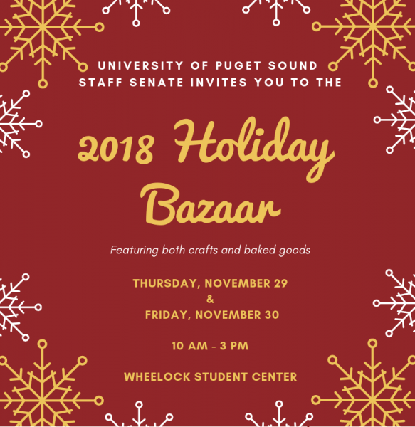 2018 Holiday Bazaar