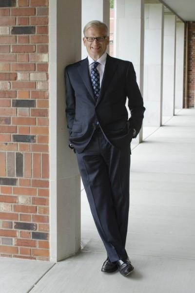 President Ron Thomas