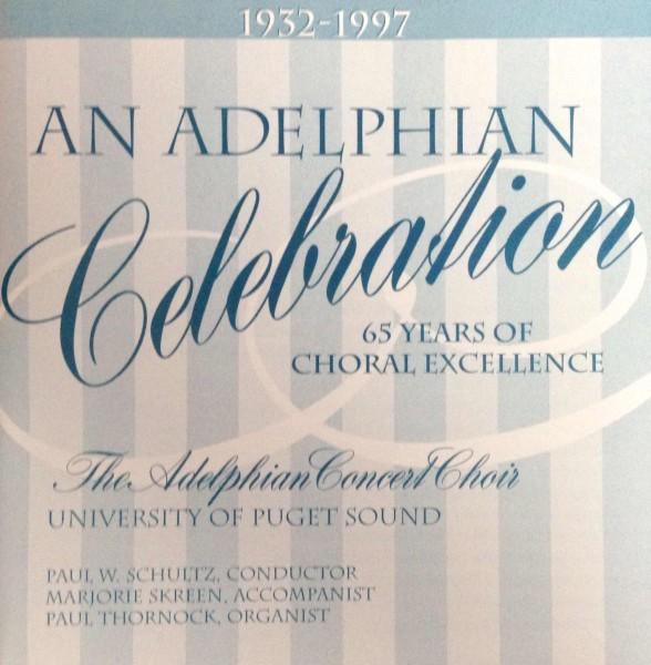 An Adelphian Celebration album cover