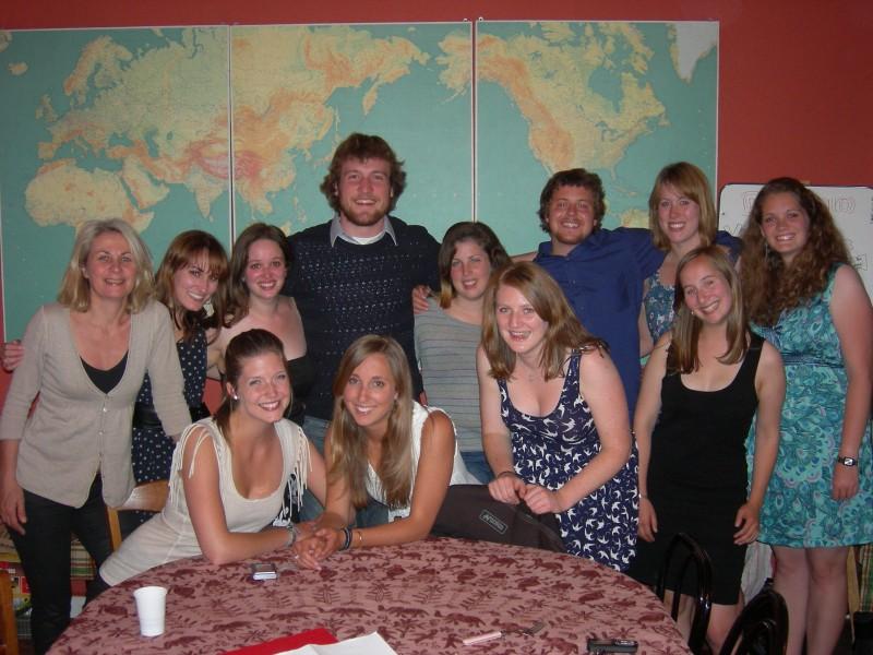 Dijon students 2010