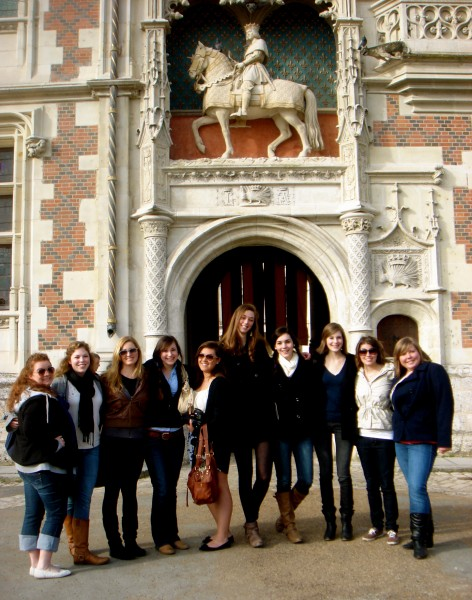Dijon students 2011