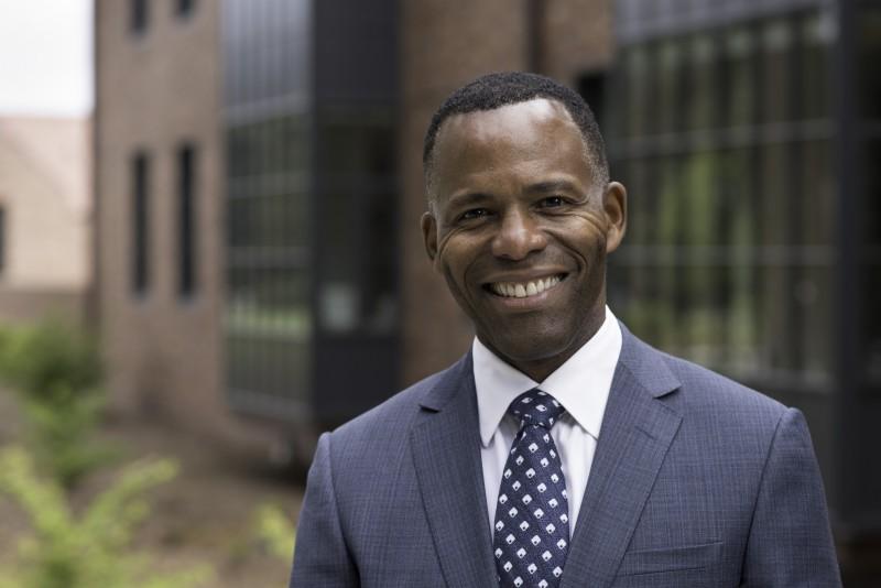 President-elect Isiaah Crawford