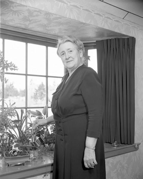 Dean of Women Lyle Ford Drushel '12