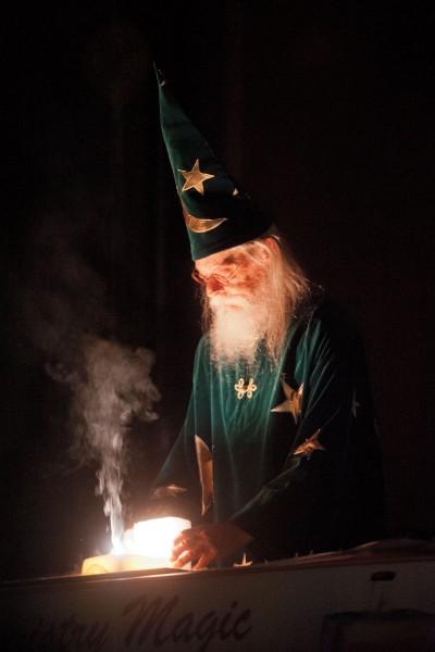 "Tim ""The Wizard"" Hoyt"