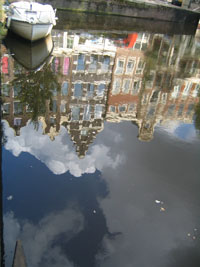 "Honorable Mention-Most Artistic-McKenna Krueger ""Underwater City"" Amsterdam, Netherlands"