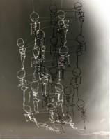 Marita Dingus, Skeleton Fence, 2003