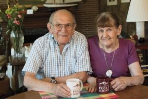 Hugh and Janice McMillan '50