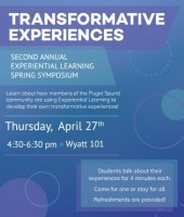 Flyer for 2017 Spring Symposium