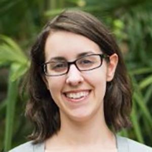 Michaela Alden '13, production specialist