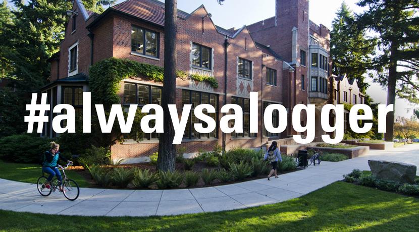 #alwaysalogger