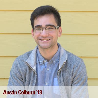 Austin Colburn '18