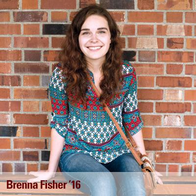 Brenna Fisher '16