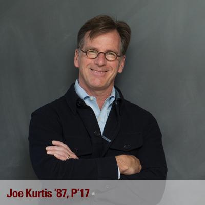 Joe Kurtis '87, P'17
