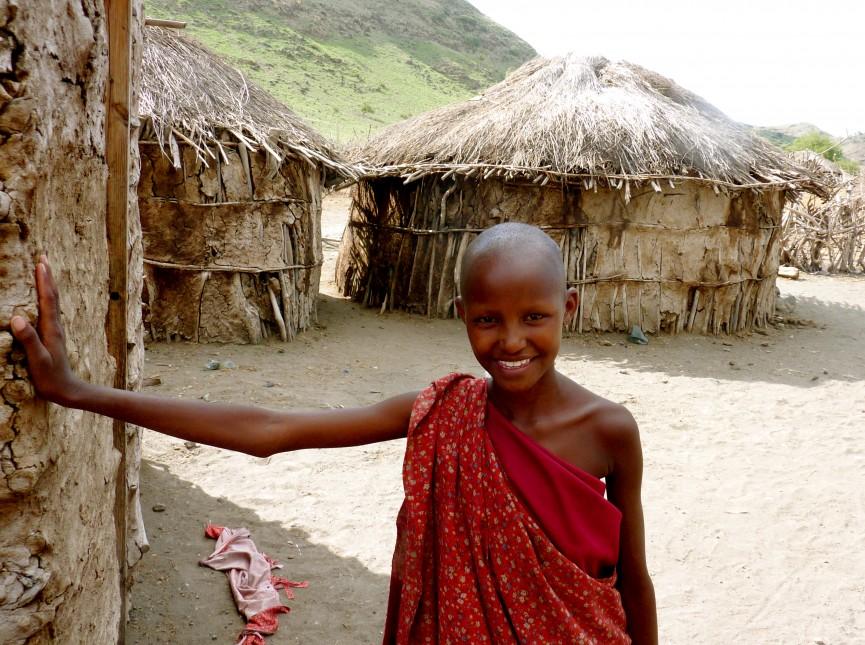 Courtesy of Pauline Membrino '12 (Tanzania)