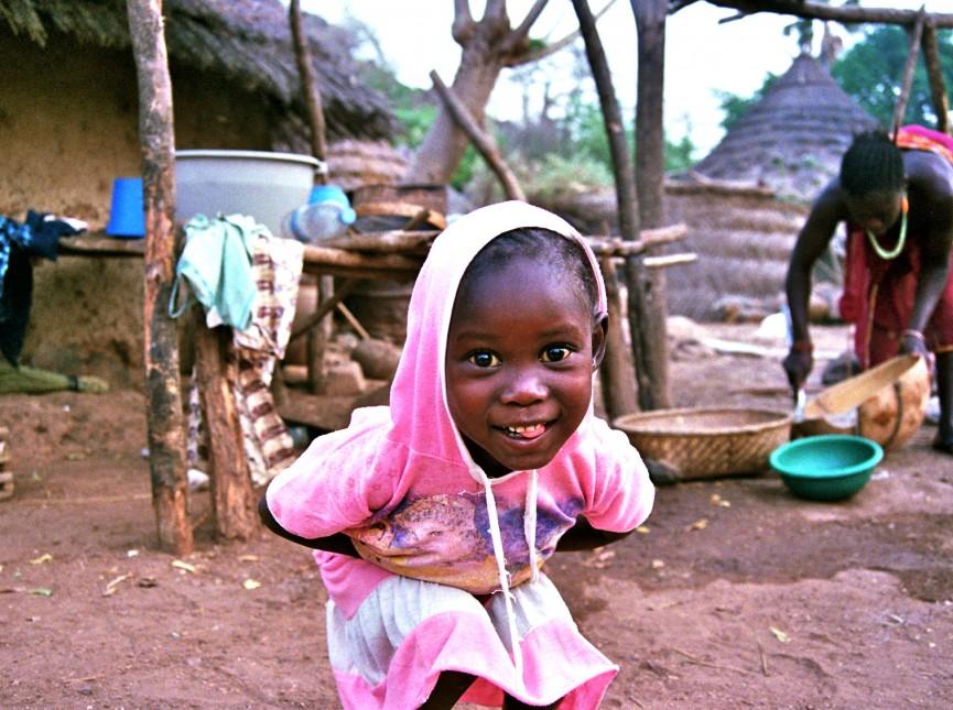 """People"" Winner - Joelle Luongo (Kedougou, Senegal)"