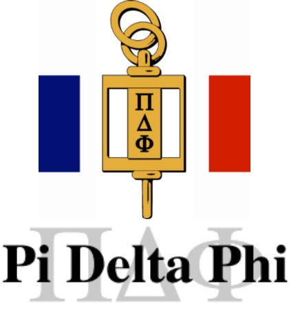 Pi Delta Phi, National French Honor Society