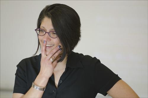 Dolliver Professor Priti Joshi