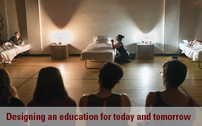 Designing an education for today and tomorrow