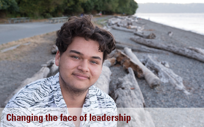 Changing the face of leadership