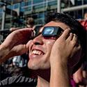 August 21, 2017: Solar eclipse