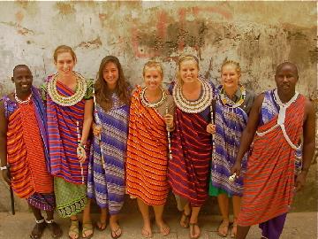 Courtesy of Rachael Mallon '12 (Zanzibar)