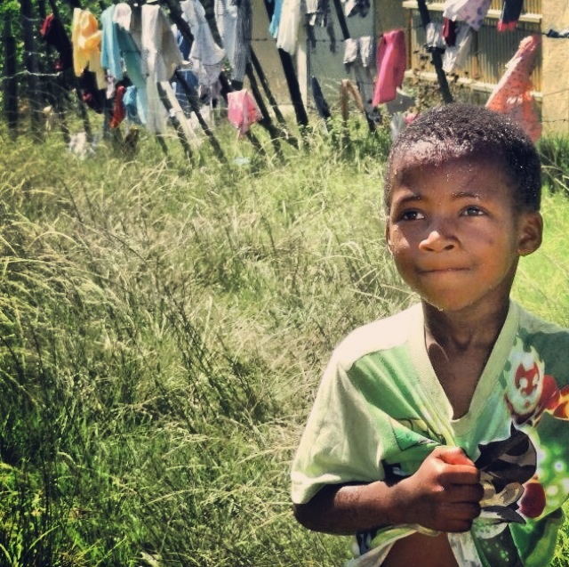 """People"" - Shoshana Gould (Tshabo, South Africa)"