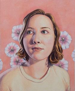 Hollyhock–Ambition: A portrait by Megan Breiter '18