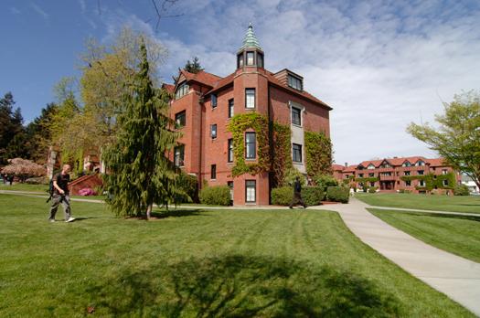 Smith Hall 183 University Of Puget Sound