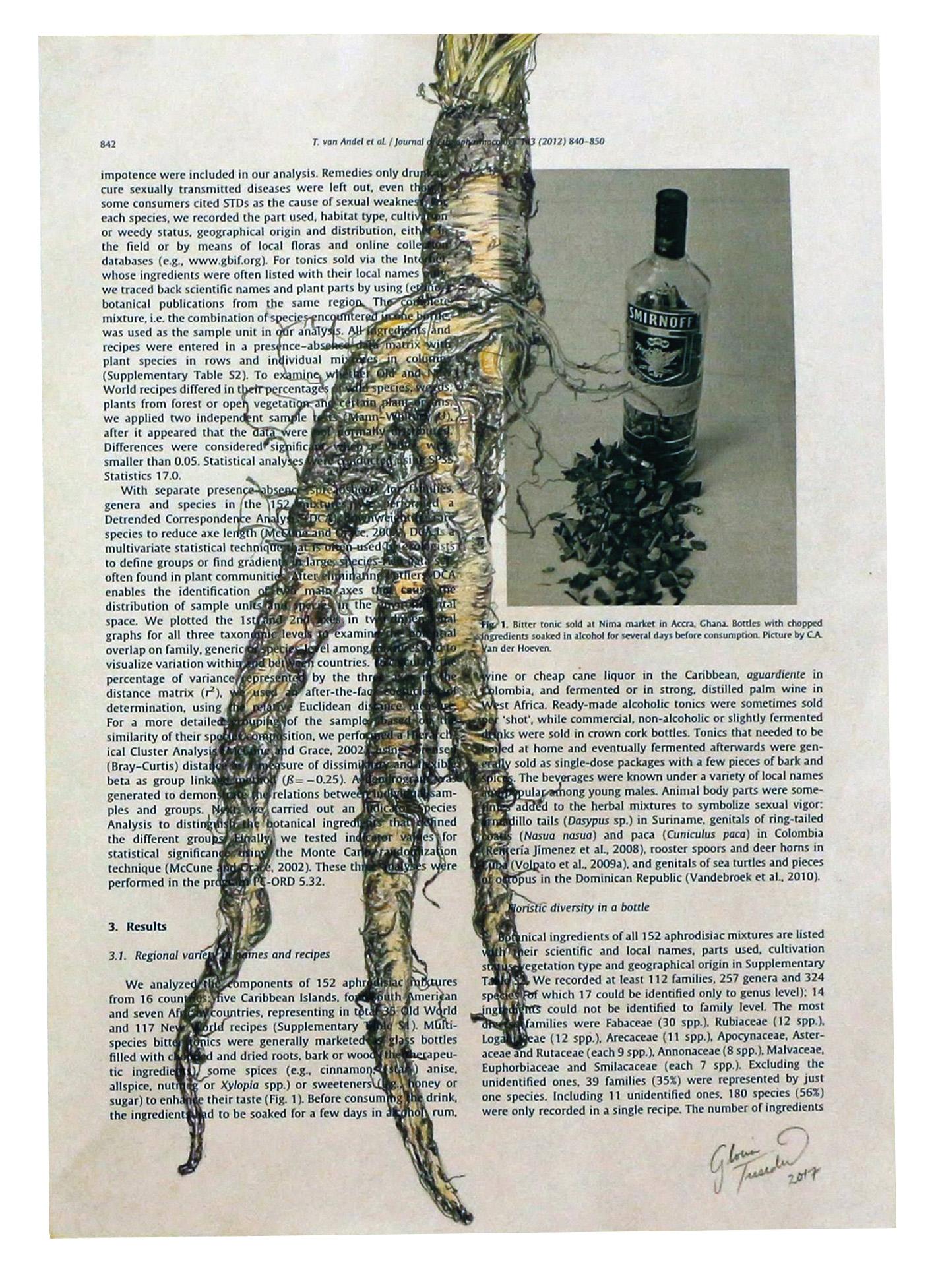 Gloria Treseder artwork