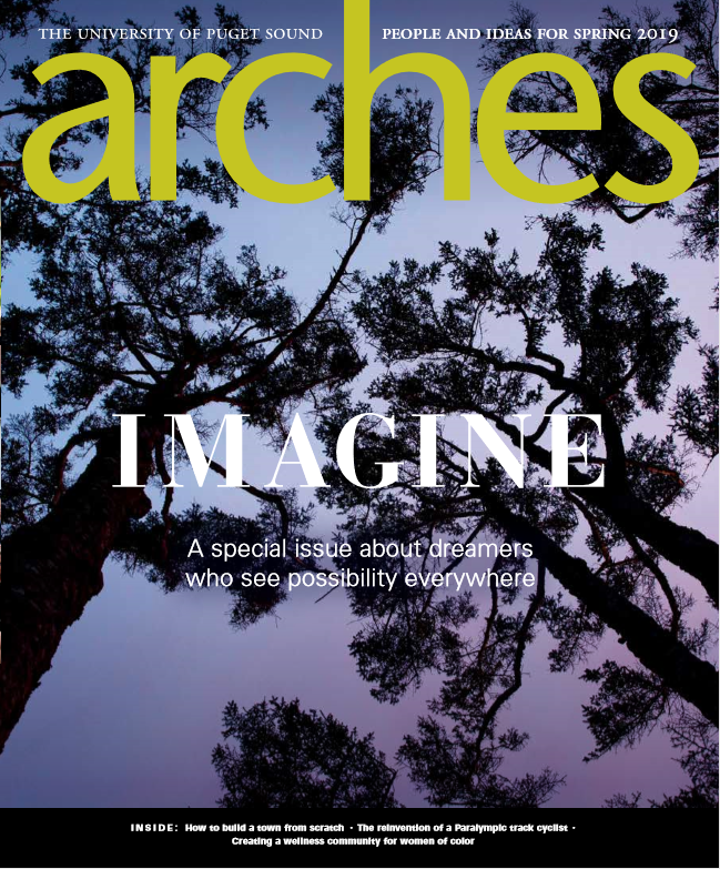 Arches Winter 2019 Cover