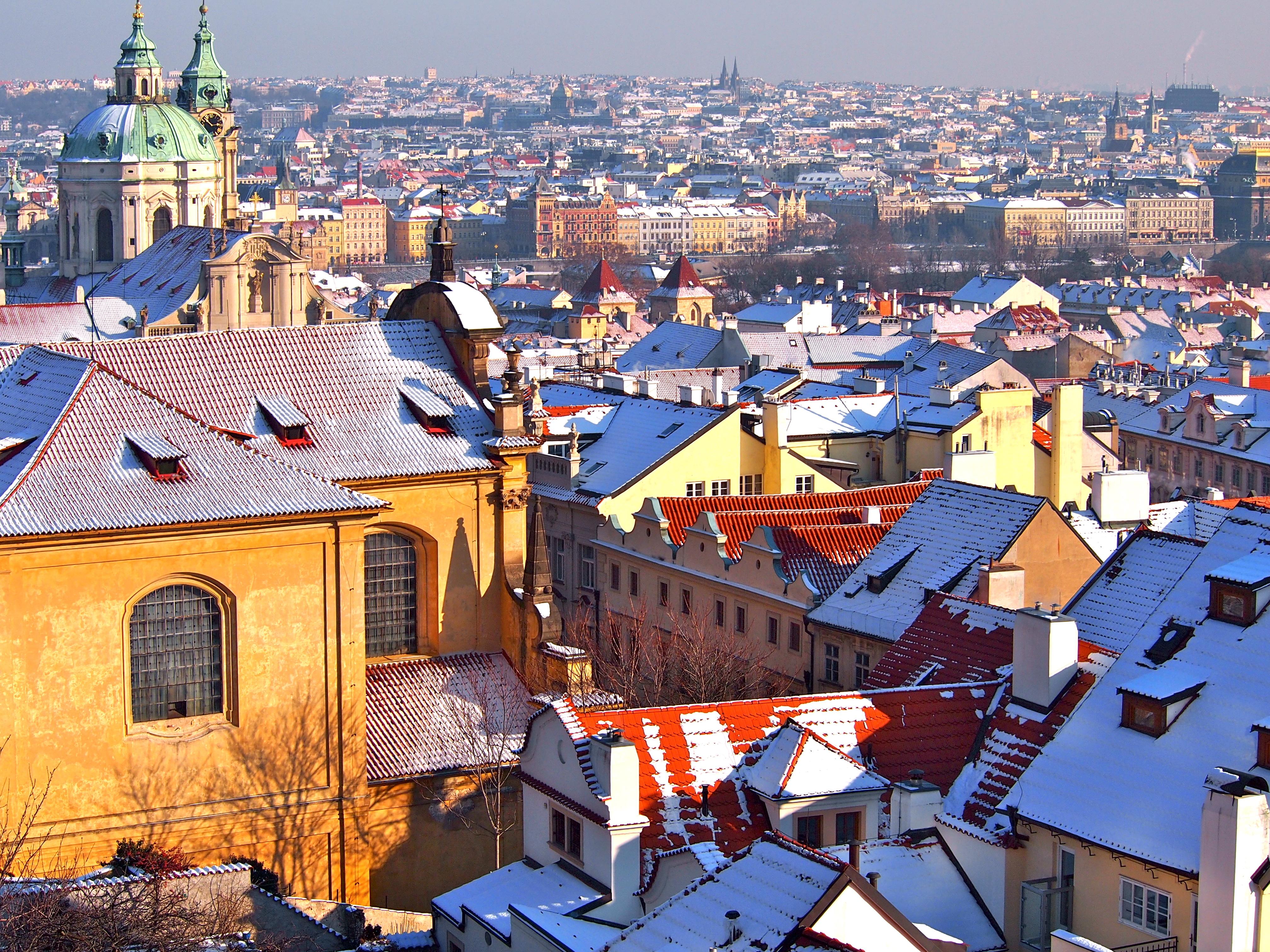 """""""Places"""" - Treva Vollmer (Prague, Czech Republic)"""