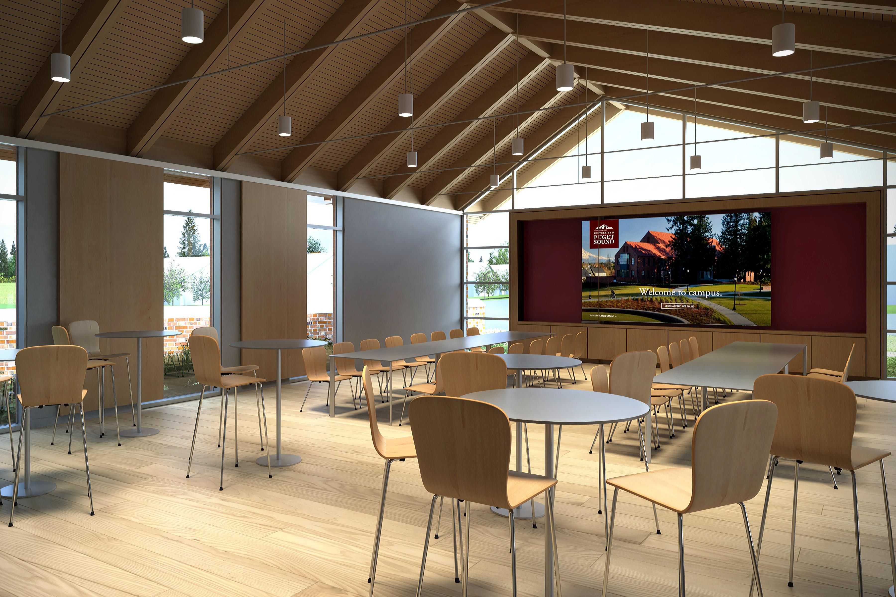 Welcome Center Renderings