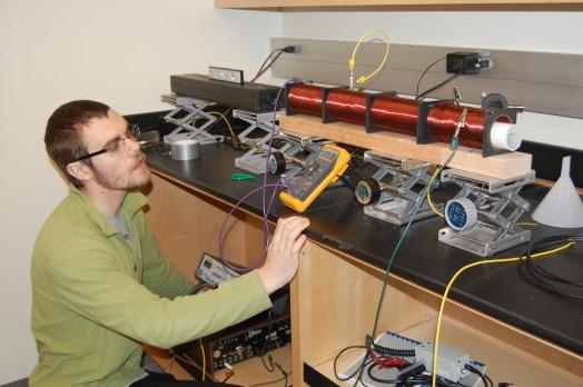 Tacoma Back Pages >> Experimental Physics · University of Puget Sound